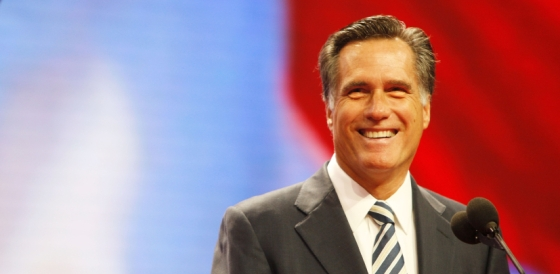 Mitt Romney Republican Convention Day 2