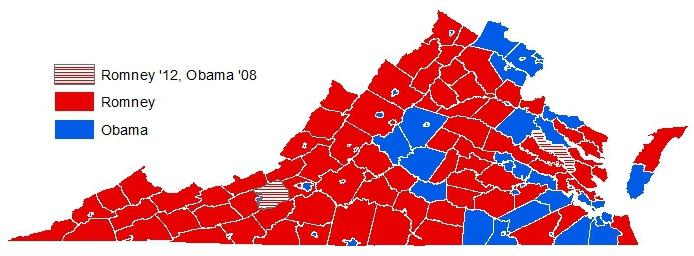 Virginia Votes 2012  StatChat