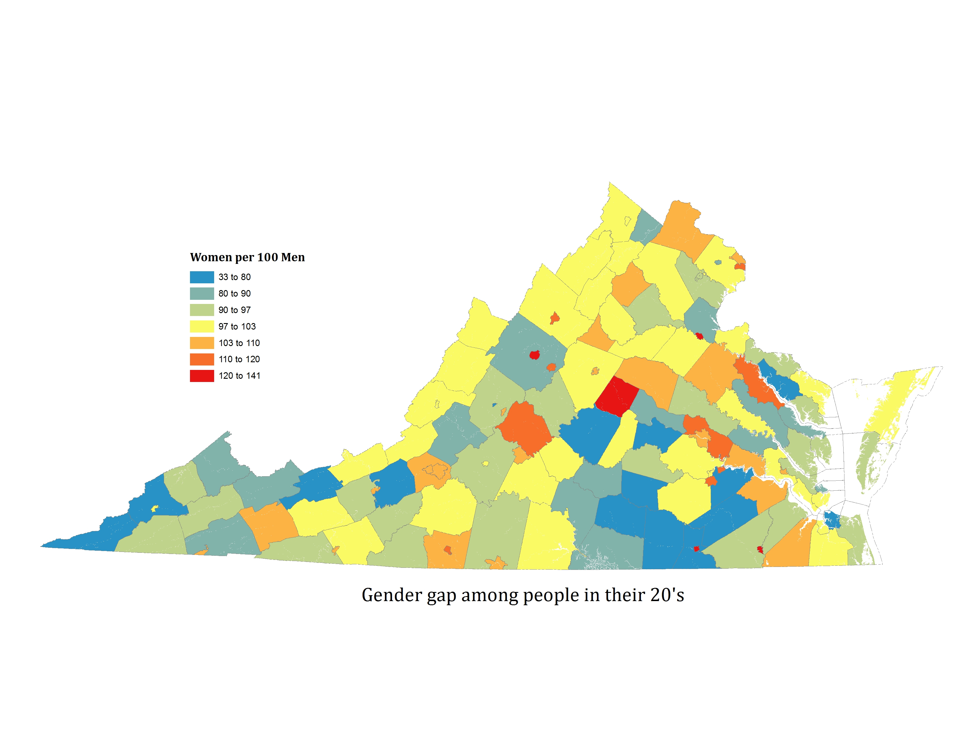 What Are The Young People Up To These Days StatChat - Map of us army bases in virginia
